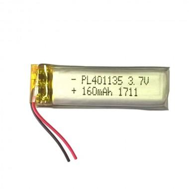 Baterija 3.7V 100mAh 401135-PCM Li-ion polymer