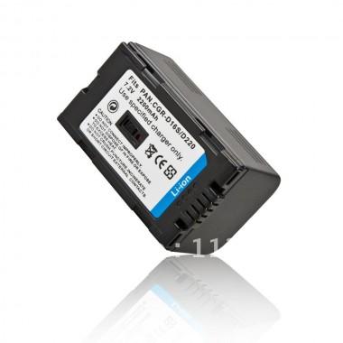Baterija za Panasonic CGR-D220/D16S 7.2V 2200mAh li-ion
