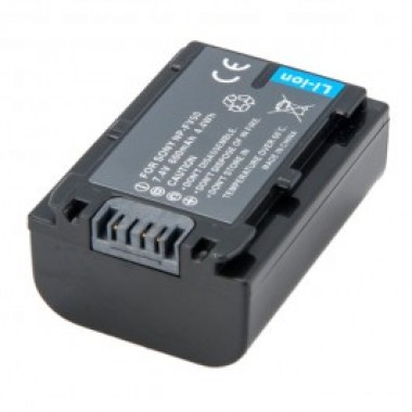 Digi Power Sony NP-FV50 7.4V 1050mAh Li-ion baterija