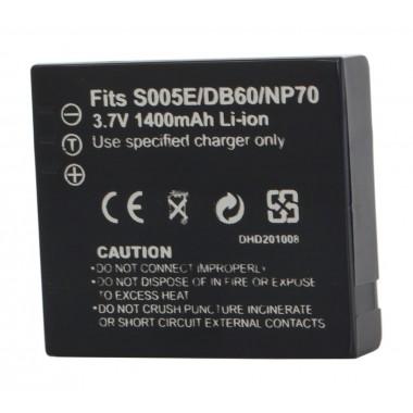 Digital Fuji NP-70 3.7V 1150mAh LiIon punjiva baterija