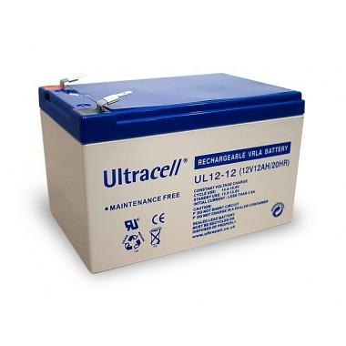 Ultracell UL12-12 12V 12Ah SLA stacionarni akumulator