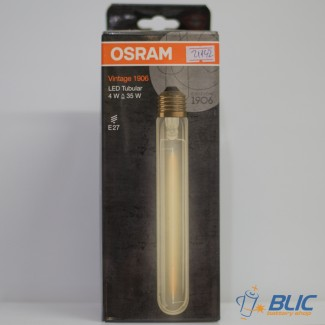 Osram Vintage 1906 LED CL Tubular GOLD 35 non-dim E27 4W/824 LED sijalica