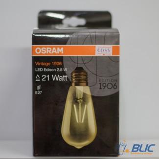 Osram 1906 LEDISON FIL E27 2,8W/824 LED sijalica