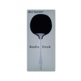 3G zvučniki audio dock 3,5mm+USB
