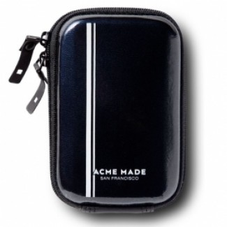 Acme Made 12954 Smart Little Pouch Navy Stripe torbica