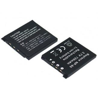 Baterija za Casio NP-60 3.7V 720mAh Li-ion