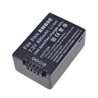 Digi Power Panasonic DMW-BMB9 7.4V 890mAh Li-ion baterija