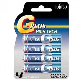Fujitsu LR6G Plus 1/4 1.5V alkalne baterije