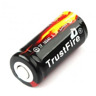 Trustfire TF16340 3.7V 880mAh Li-ion punjiva baterija