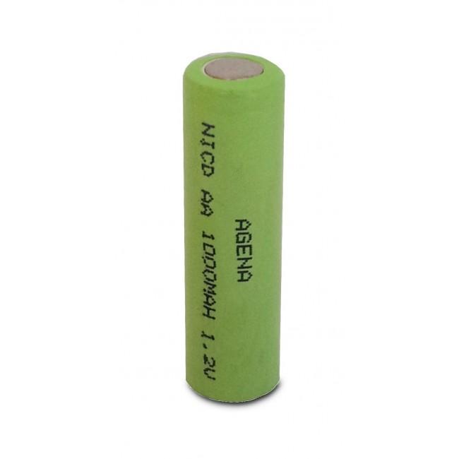 Agena Energy AA 1.2V 1000mAh Ni-Cd industrijska punjiva baterija