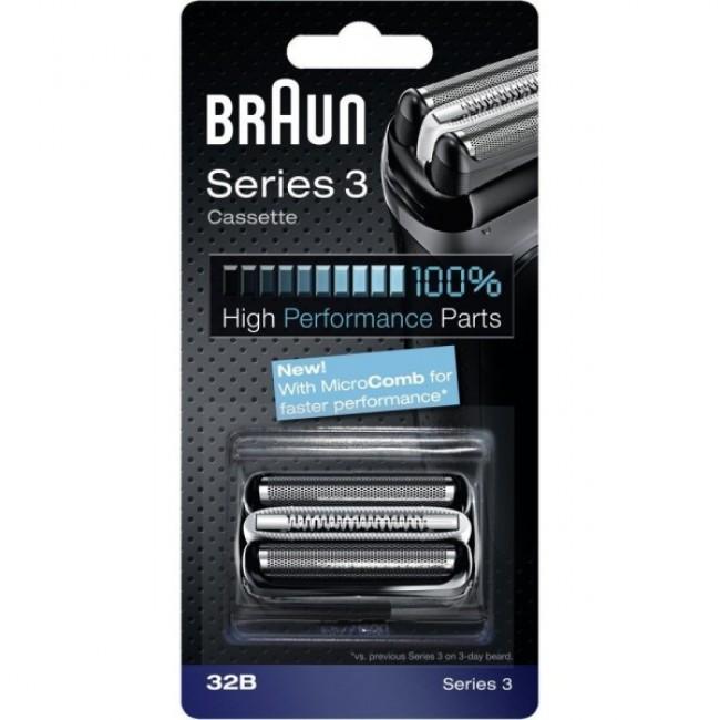 Braun 32S/32B (Series 3) kaseta