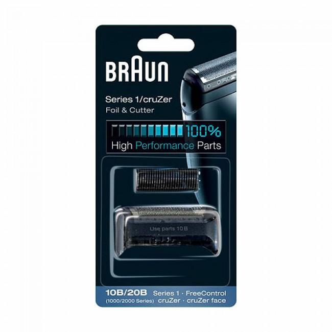Braun Combipack 10B/20B mrežica+nožić