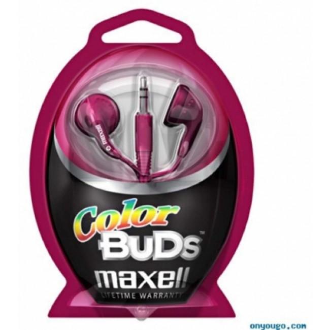 Maxell CB-Pink stereo slušalice bubice