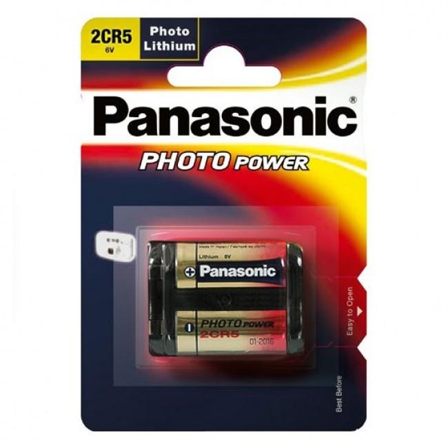 Panasonic 2CR5 6V litijumska baterija
