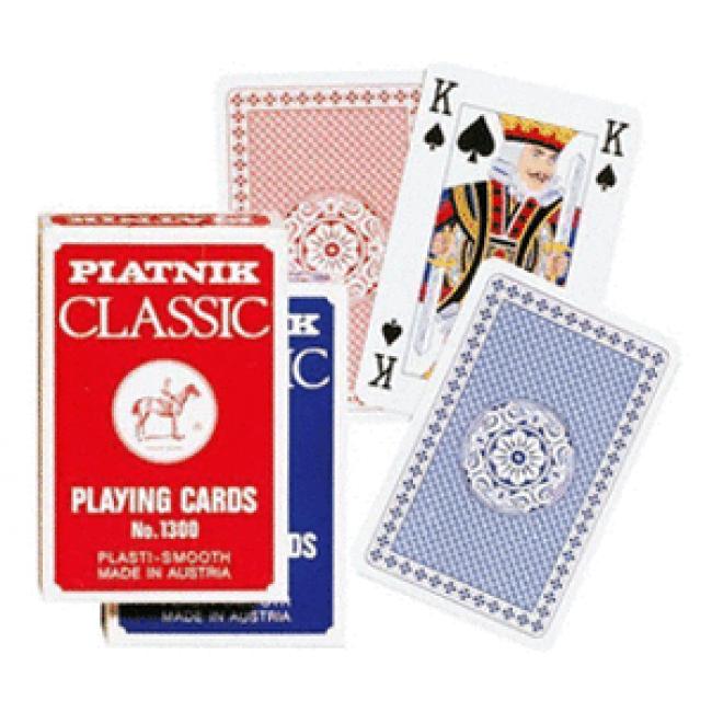 Piatnik karte Classic Bridge 1300