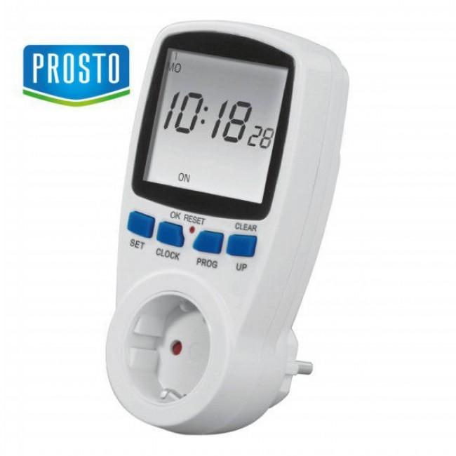 Prosto PM001 digitalni merač potrošnje električne energije
