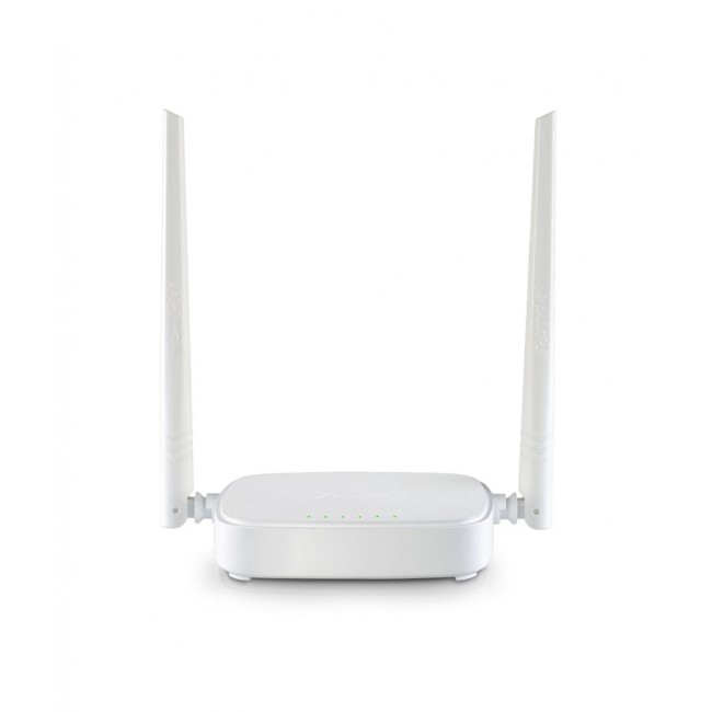 Tenda N301 Wireless N300 Ruter, WISP/universal repeater/WDS-bridge/client+AP/WPS, 3L/1W fixed 2x5dB