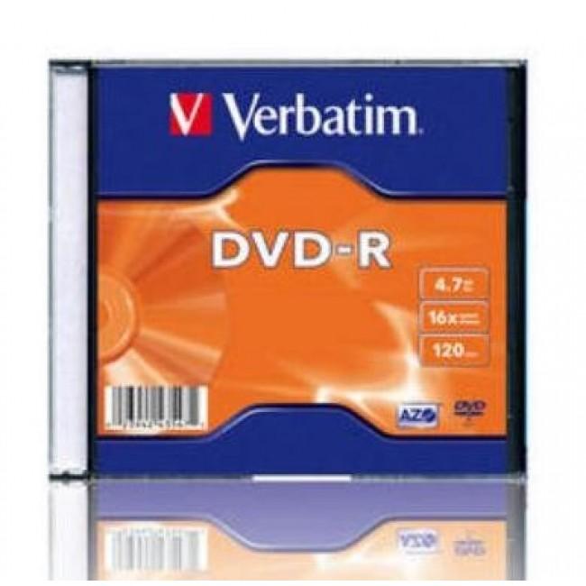 Verbatim DVD-R 4.7Gb 16x SC-435471