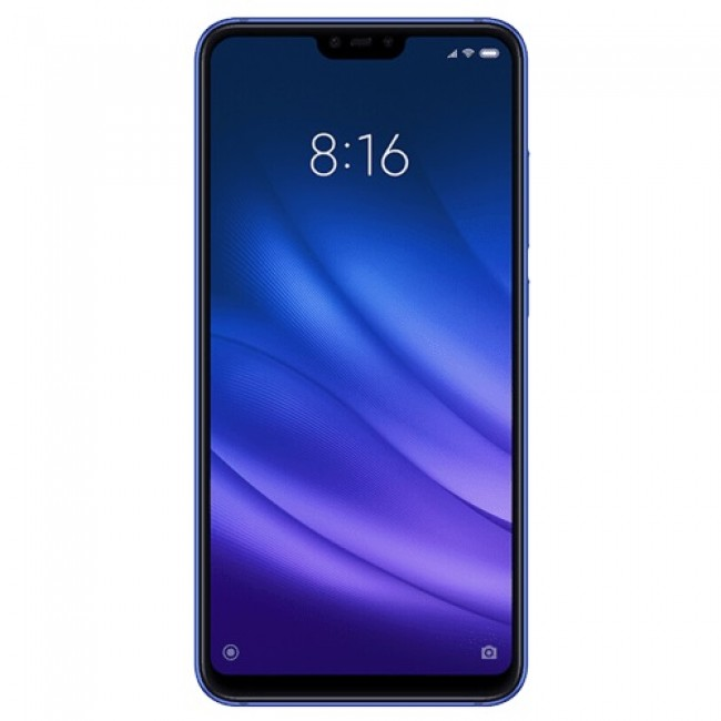 Xiaomi Mi 8 Lite EU 4+64G Aurora blue mobilni telefon