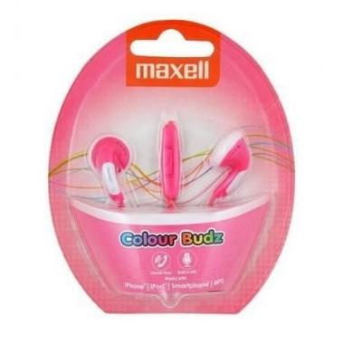 Maxell CB-PINK + MIC slušalice