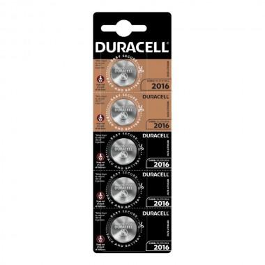 Duracell CR2016 1/5 3V litijumska baterija