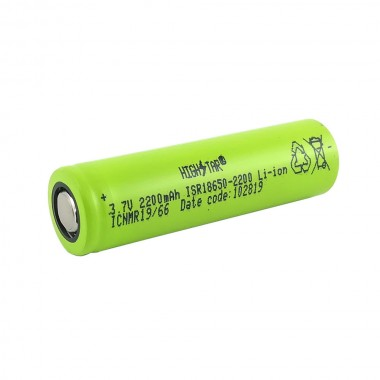 High-Star ISR18650 FT 3.7V 2200mAh Li-ion punjiva baterija
