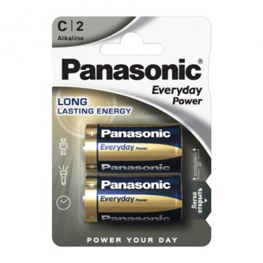 Panasonic Everyday Power LR14 1/2 1.5V alkalna baterija