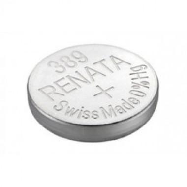 Renata 389/1130/189/AG10 1.55V srebro oksid baterija