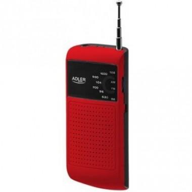 Adler AD1159R crveni radio tranzistor