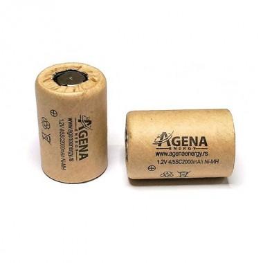 High-Star 4/5SC 1.2V 1200mAh Ni-Cd industrijska punjiva baterija