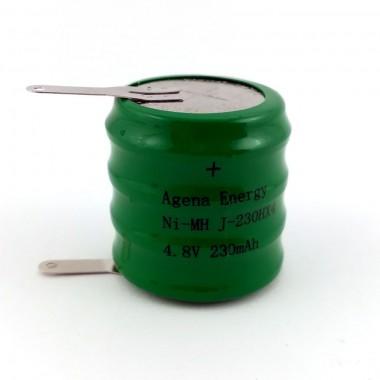 Agena Energy J-230Hx4 4.8V 230mAh Ni-MH baterijsko pakovanje