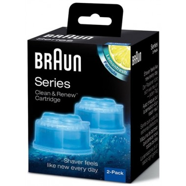 Braun CCR2 Clean & Renew Refill