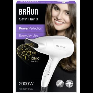 Braun HD 380 2000W fen