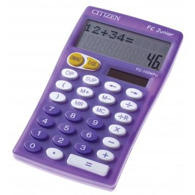 Citizen FC-100PU Junior školski kalkulator