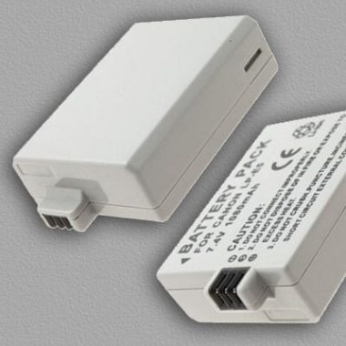 Digi Power Canon LP-E5 7.4V 950mAh Li-ion baterija