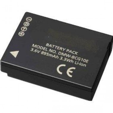 Digi Power Panasonic DMW-BCG10E 3.6V 895mAh Li-ion baterija