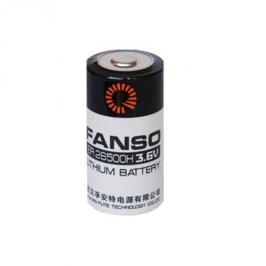 Fanso ER26500H 3.6V 9Ah litijumska baterija