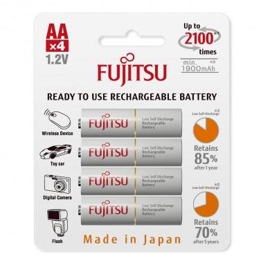 Fujitsu AA HR-3UTCEU (4B) 1.2V 1900mAh Ni-MH punjiva baterija
