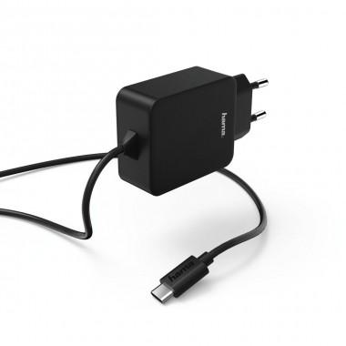 Hama 178277 USB Tip-C, 3A, crni kućni punjač