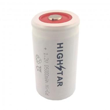 High-Star D 1.2V 5000mAh Ni-Cd industrijska punjiva baterija