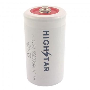 High-Star D 1.2V 5000mAh Ni-Cd punjiva baterija