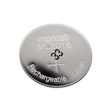 Maxell ML2016 3V 25mAh Li-Mn industrijska punjiva baterija