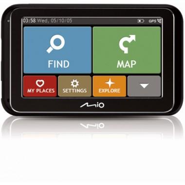 Mio Spirit 4970 LM 4.3inča Touchscreen GPS navigacija