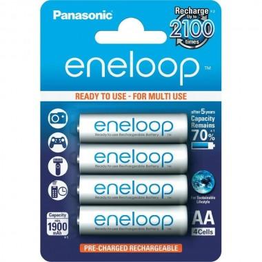 Panasonic eneloop AA 1/4 1.2V 1900mAh NiMH punjiva baterija