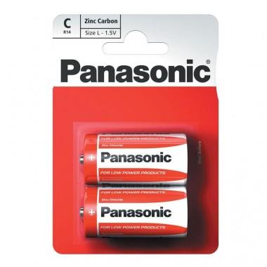 Panasonic R14 1/2 1.5V Cink-karbon baterija