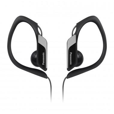 Panasonic RP-HS34E-K crne vodootporne sportske slušalice bubice
