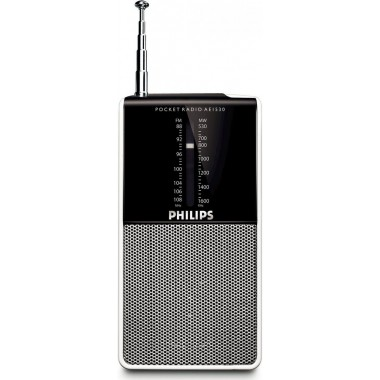 Philips AE1530/00 Portable AM/FM radio