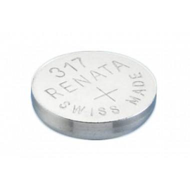 Renata 317 1.55V srebro oksid baterija