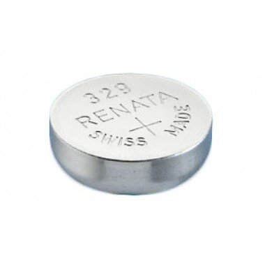 Renata 329/SR731 1.55V srebro oksid baterija