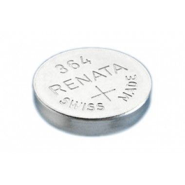 Renata 364/SR621/164/AG1 1.55V srebro oksid baterija